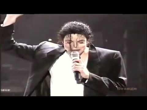 Michael Jackson   Don't Stop Til You Get Enough Live HIStory World Tour)