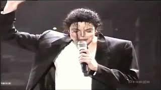 ►Michael Jackson   Don't Stop Til You Get Enough Live HIStory WorldTour)
