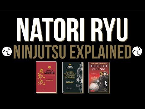 Natori Ryu Ninjutsu Explained