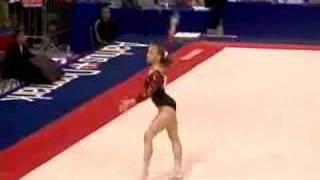 Sandra Izbasa 2006 Worlds AA FX