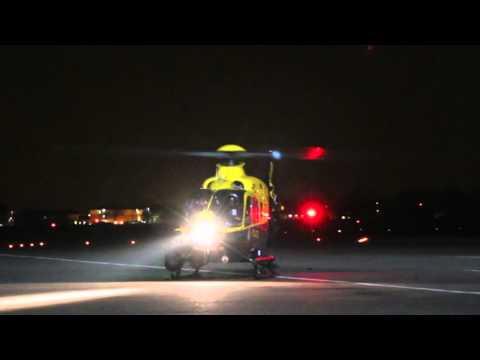 RAF Northolt Nightshoot XX - Airbus EC135P2+ | NPAS Benson | G-TVHB