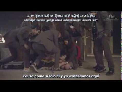 EXO - Growl Drama Ver. Episodio 2 (Korean Version)[Sub Español + Hangul + Rom]