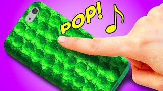 DIYのクリエイティブな携帯ケース36選