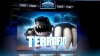 Meet The Skylanders:Terrafin