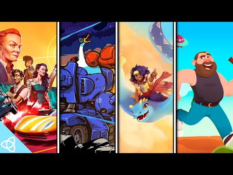 Agent Intercept, Mighty Goose, Weaving Tides and Suicide Guy Deluxe | Indie Showcase #41 |