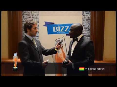 BEIGE Group bags award at The BIZZ Award 2013 in Dubai