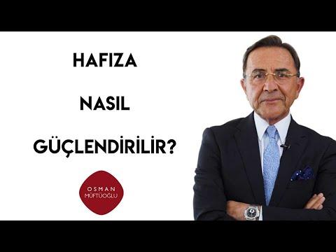 Osman Müftüoğlu   Hafıza Nasıl Güçlendirilir?