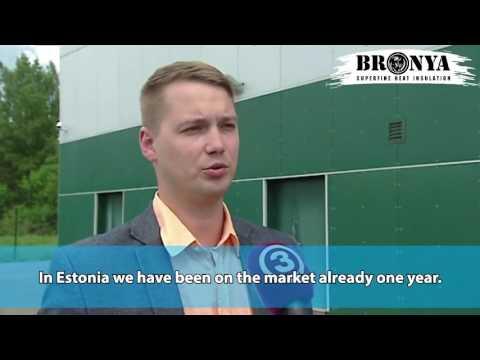 58  TV program about Thermal insulation Bronya in Estonia English subtitlings