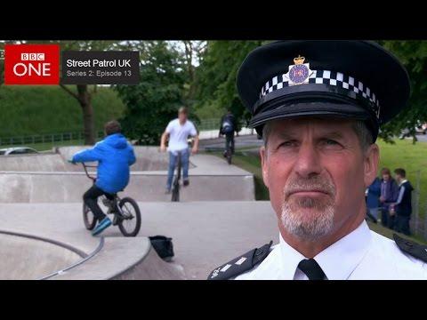 Dorchester Skatepark - BBC 'Street Patrol UK'