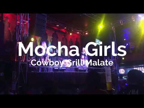 Muntik ng Himatayin si kuya sa ginawa sa kanya │ Mocha Girls Live in Cowboy Grill Malate Manila