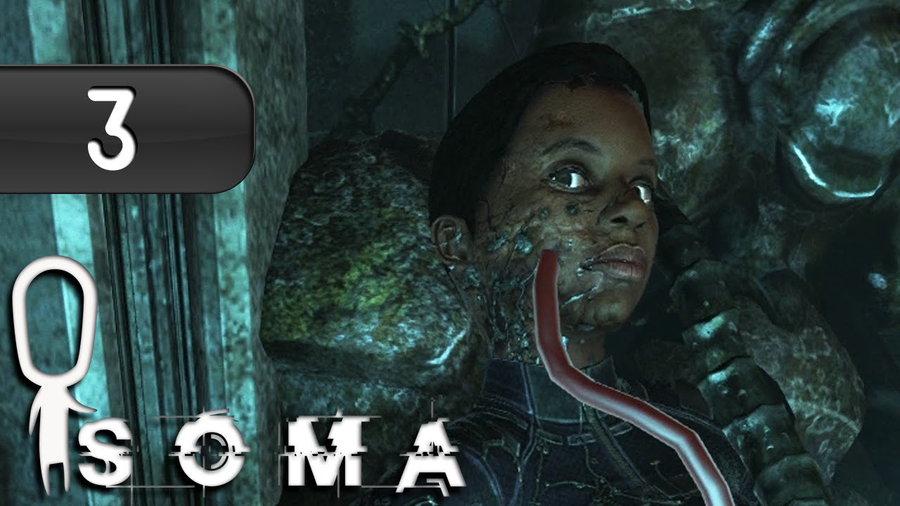 Let's Play ▻ SOMA - Part 3 - The Ocean Floor A.M.Y. - YouTube