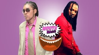 "Mavado ANSWERS Vybz Kartel ""STEP"" in NEW DISS Song ""BRAWLA"" 2016 