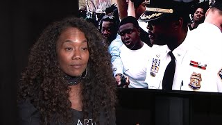 'The Wire' star makes documentary 'Baltimore Rising'
