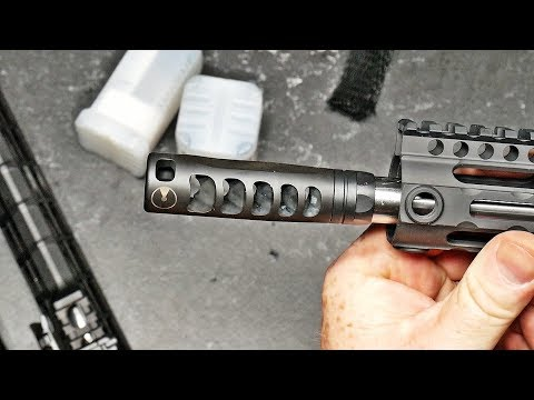Cheap Vs. Expensive!  Competition Muzzle Brakes The Saga Continues