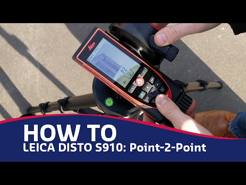 Leica Disto S910: Point-2-Poin...