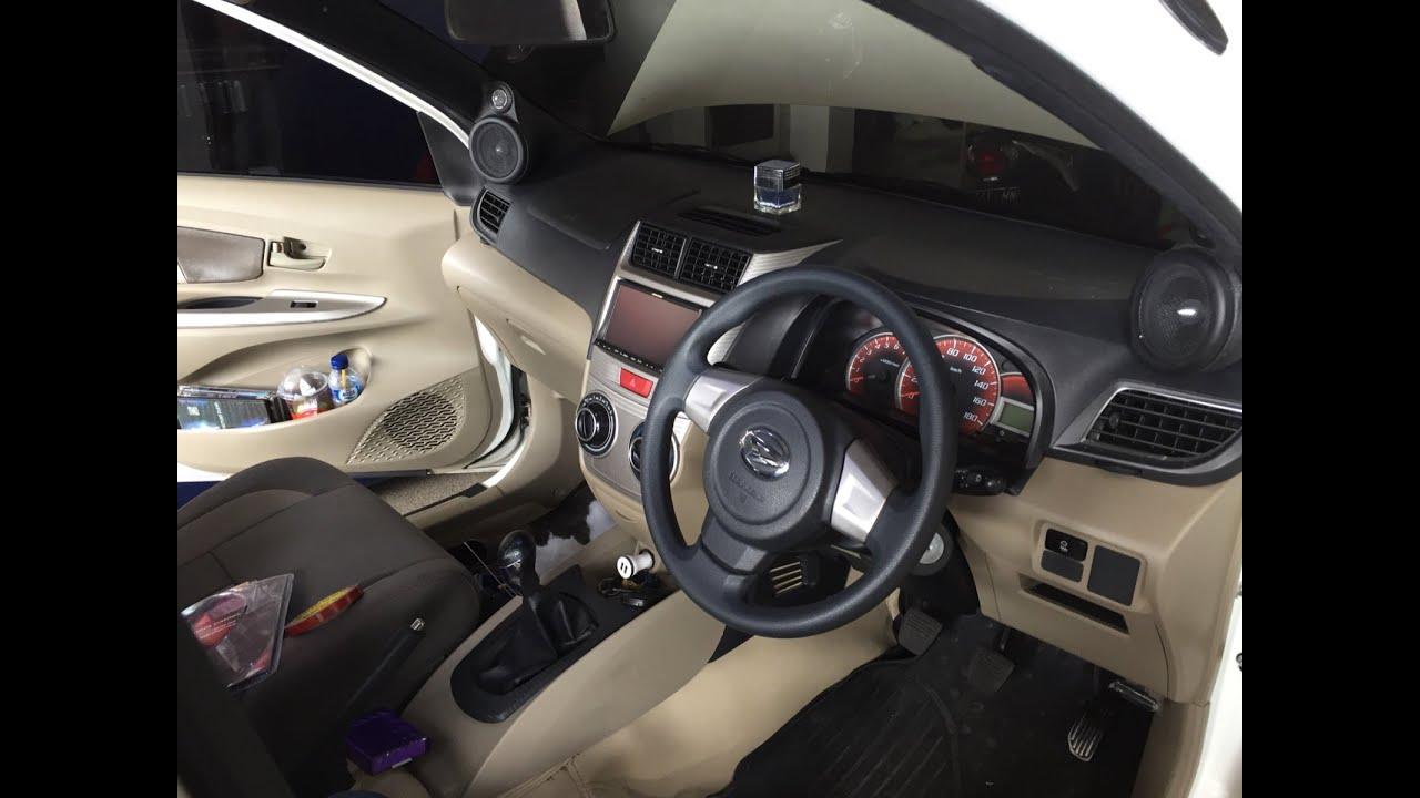 audio grand new avanza g 1.3 putih modifikasi mobil all xenia sound quality by cliport bandung youtube