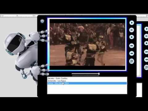 Crear Reproductor con Autoplay Media Studio