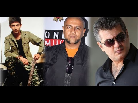 Bollywood Music Composer joins in Ajith's Thala 56 - Anirudh | Vishal Dadlani