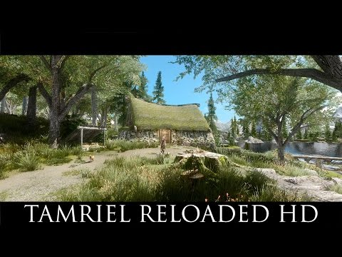 Tamriel Reloaded Hd Skyrim Скачать Мод img-1