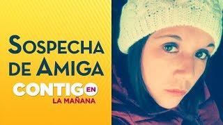 DATO CLAVE: Madre de Claudia Agüero dio entrevista a Contigo En La Mañana