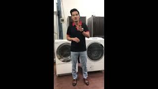 Máy giặt Nhật bãi loại nào tốt nhất? nên mua hãng nào? Câu trả lời ở video sau - Kho Hàng Nhật Bãi