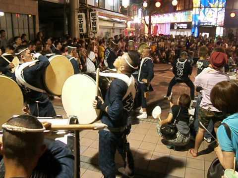 日本三大祭りに匹敵する動員数を誇る阿波おどりの鳥肌ゾクゾクシーン