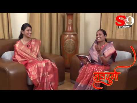 SHIRDI S9 NEWS NAVADURGA 2016 Danashree Vikhe Episode