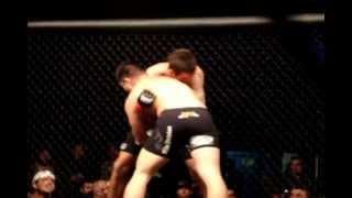 IA:MMA Fight - Bailey Byrne VS. Paul Song Clip