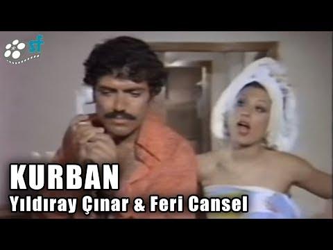 Kurban (1972) - Türk Filmi (Yıldıray Çınar & Feri Cansel)