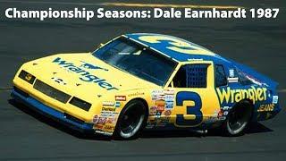 Championship Seasons: Dale Earnhardt 1987