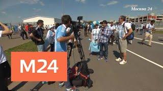 """""""Специальный репортаж"""": ваша Наташа - Москва 24"""