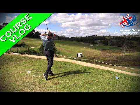 MALENY GOLF CLUB COURSE VLOG PART 1
