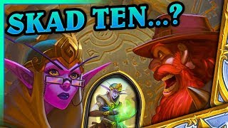 Skąd ten Tyrion!? - Hearthstone Tombs of Terror Chapter 3 Normal
