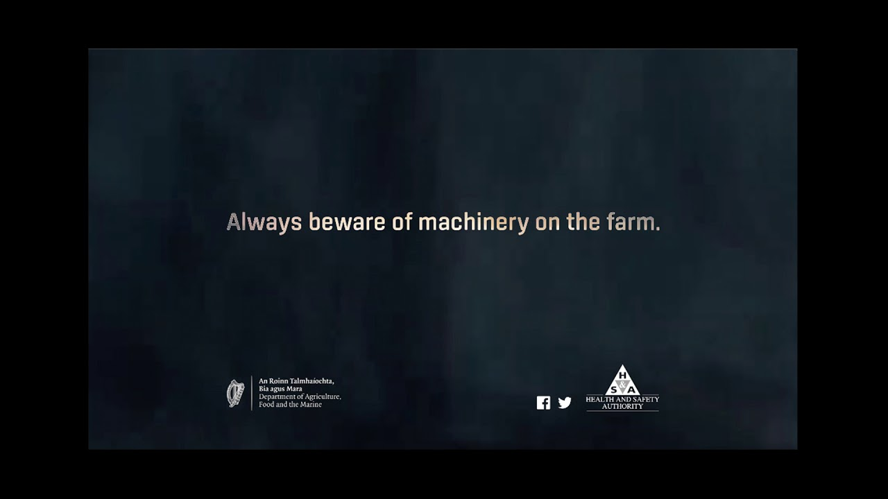 Farm Machinery Radio Advert