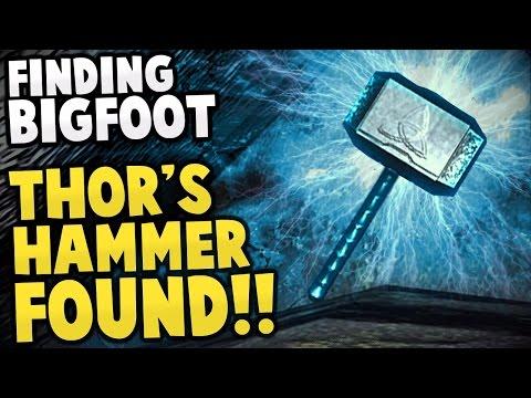 Finding Bigfoot - THORS HAMMER! Captured Bigfoot 100% Complete! - Finding Bigfoot Gameplay