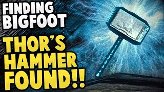 Finding Bigfoot - THOR'S HAMMER! Captured Bigfoot 100% Complete! - Finding Bigfoot Gameplay