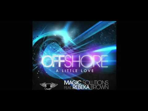 Magic Solutions Ft. Rebeka Brown - Offshore (Rubén Ventura & David Iglesias Mashup)