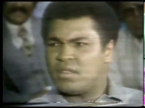 Boxing - Heavyweight Bout - Exhibition - Muhammad Ali vs Lyle Alzado imasportsphile