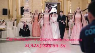 Самые красивые свадьбы Кавказа