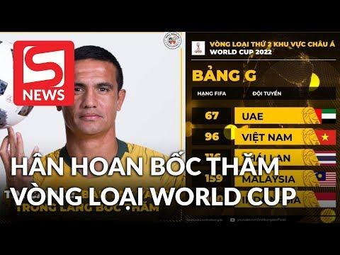 Người hâm mộ Việt Nam hân hoan với kết quả bốc thăm vòng loại World Cup