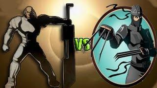 Shadow Fight 2 ТИТАН VS РЫСЬ