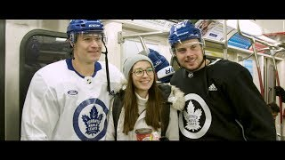 Molson Canadian presents The Leaf: Blueprint Moment #13 - Outdoor Practice
