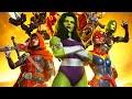MULHERES MARVEL DESAPARECERAM! - Marvel Torneio de Campeões - Ep 8