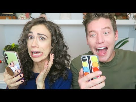 LAST THING ON MY PHONE! w Colleen Ballinger