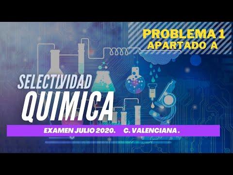 Química Comunidad Valenciana