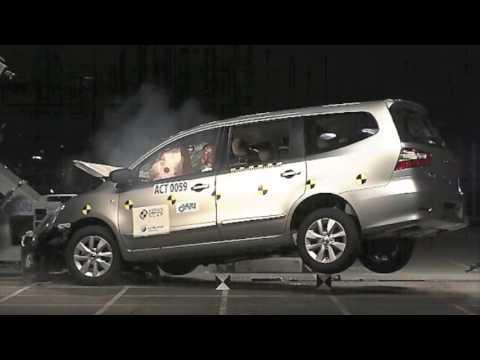 ASEAN NCAP - Nissan Grand Livina