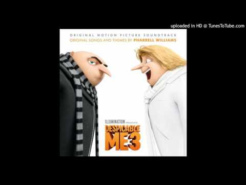 Pharrell Williams - There's Something Special (Despicable Me 3 Original Motion Picture Soundtrack)