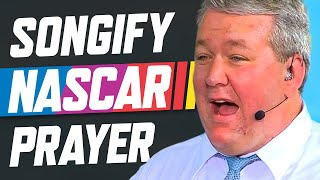 Repeat youtube video Songify This - BEST NASCAR PRAYER EVER - in song