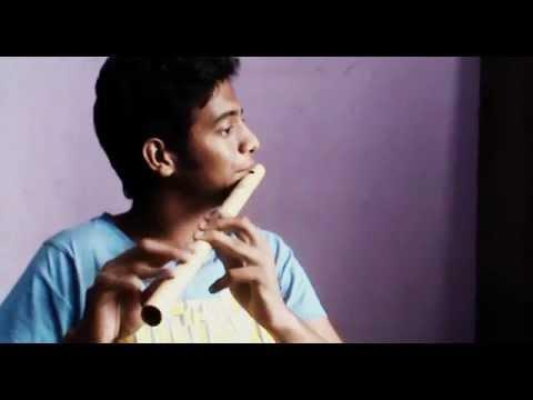 Jeene laga hoon-Ramaiyya Vastavaiyya Flute cover