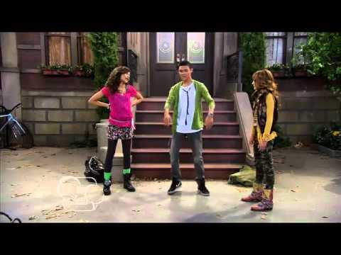 Shake It Up Episode 1 - Dancing Scene Part 2
